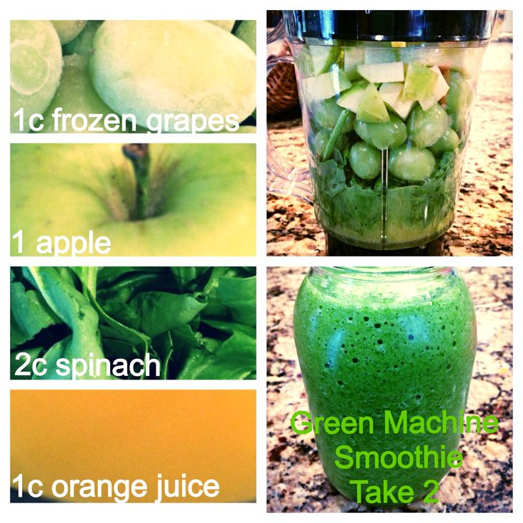 Green Machine Smoothie! | GREEN.CLEAN.SMOOTHIES | Pinterest