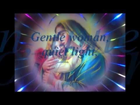 Hail Mary, Gentle Woman - joy of nine9 – melanie jean juneau
