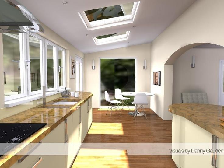 Kitchen Design Cad Sketchup Interior Design Cad Pinterest