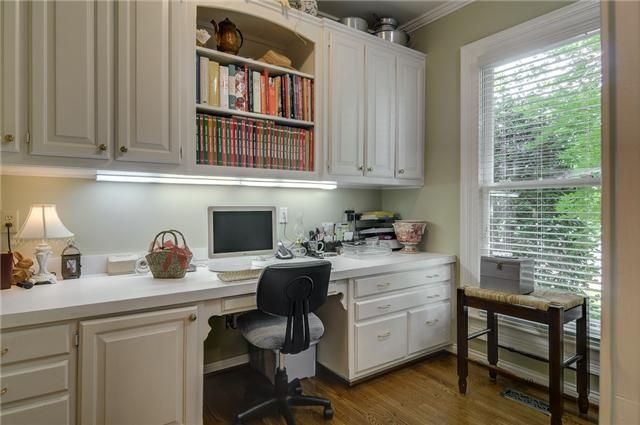 Built in cabinets with desk i love it omg - Built in desk cabinet ideas ...