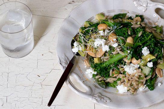 orzo_super_salad_recipe | Just Salad Recipes | Pinterest
