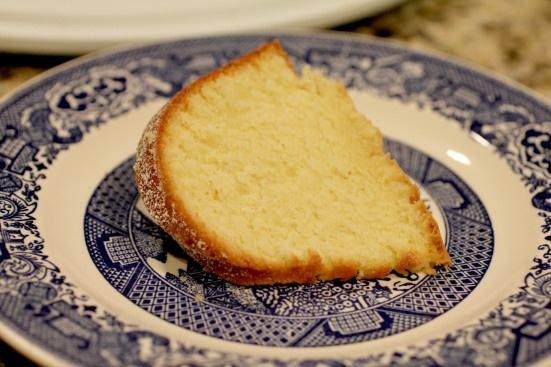 Cream Cheese Pound Cake | yummy....baking | Pinterest