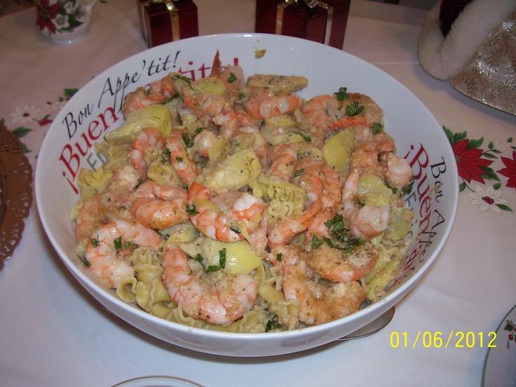 Shrimp Francesca | recipes | Pinterest