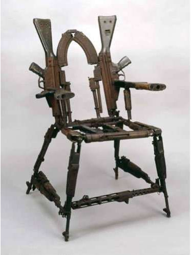 Fully Auto chair - for Howard