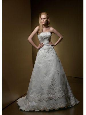 Robe de mariée dentelle avec ceinture  Robe de mariée dentelle ...