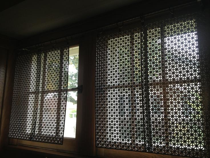 Non Curtain Window Treatments Modern Curtain Treatments