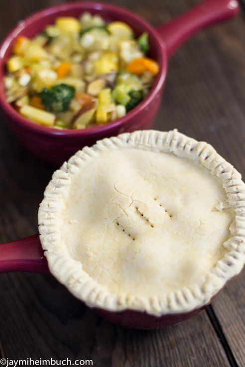 Fully-loaded vegetable pot pie [Vegan, Gluten-Free] : TreeHugger