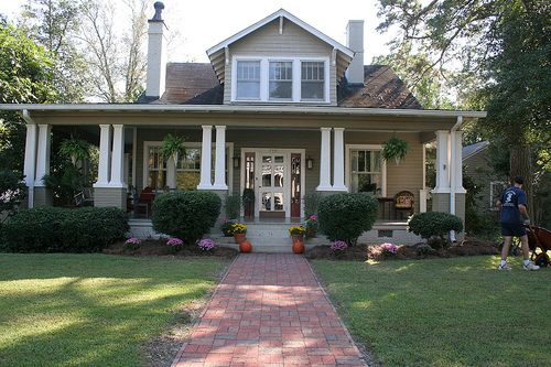 Front Porch Columns My House Pinterest