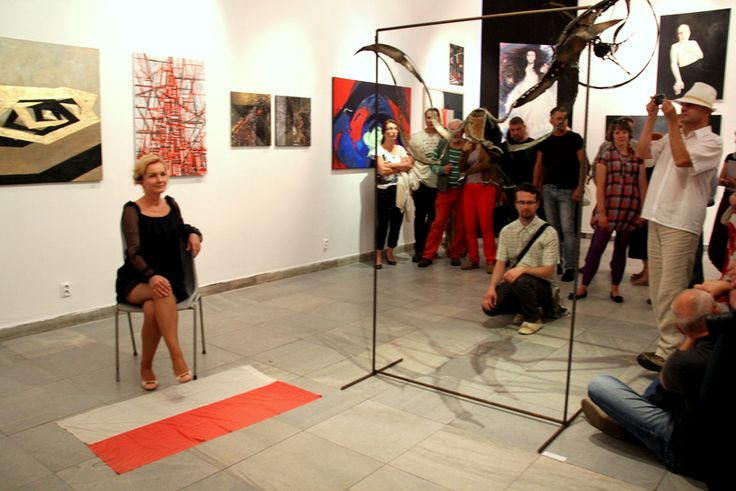 Danuta Nawrocka performance