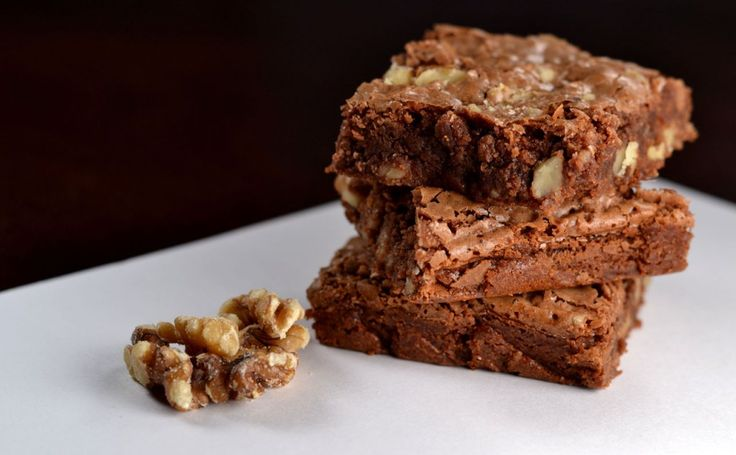 Classic Brownies | My Kitchen Counter | Pinterest