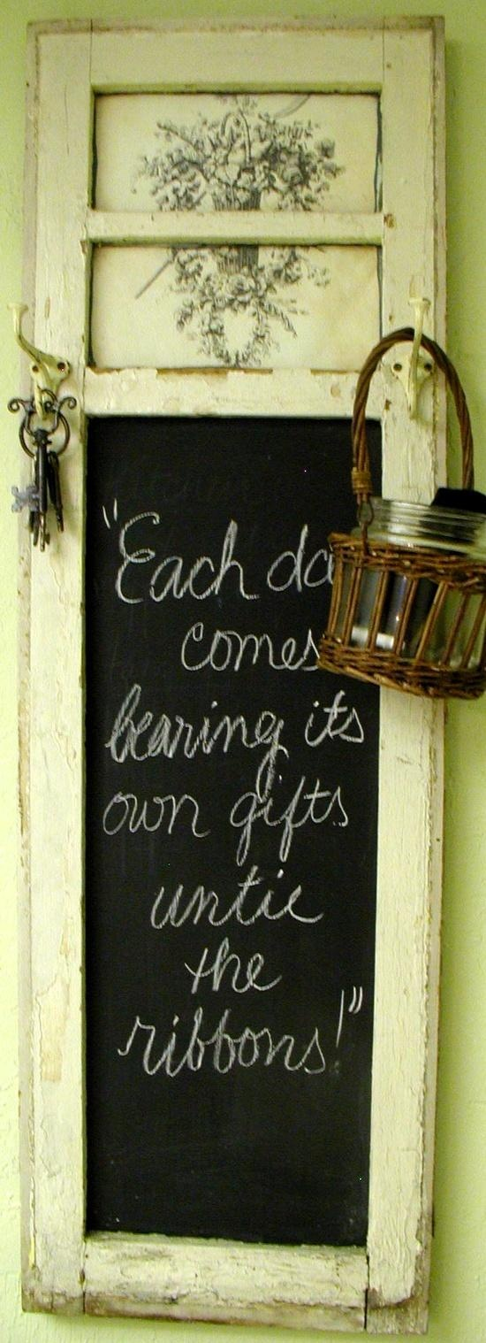 Kitchen Chalkboard Home Decor Pinterest