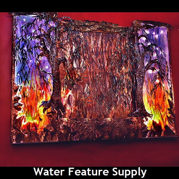 Pin By Water Feature Supply On Wall Water Features Hand