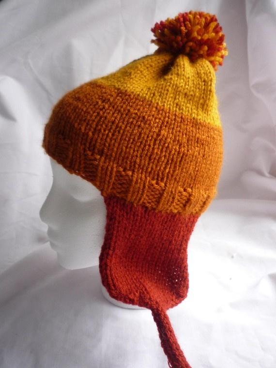 Redheart Knitting Patterns : Knitted Jayne Cobb Hat nerdasaurus Pinterest