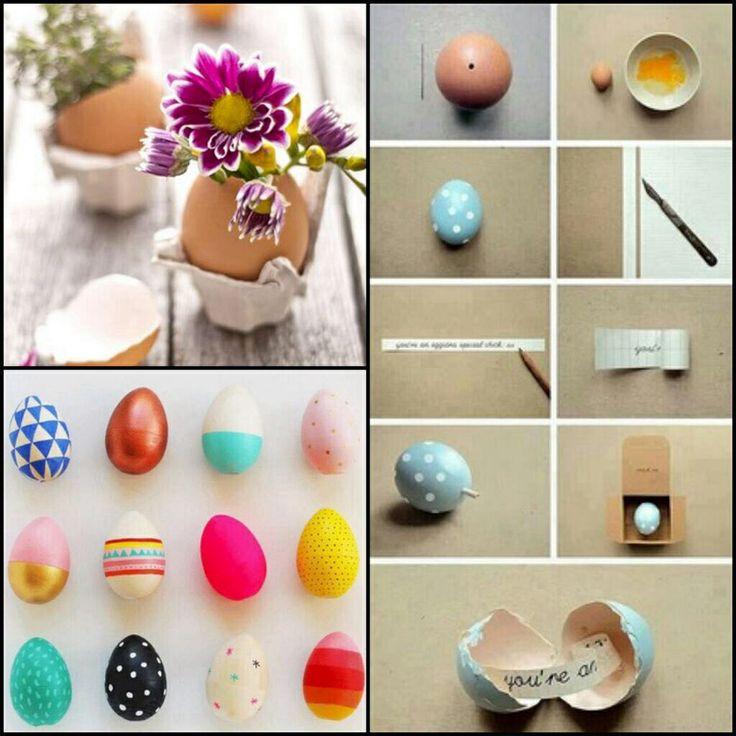 Easter decor  easter  Pinterest