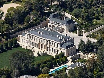 Mariah carey los angeles ca homes of the rich and for Celebrity houses in los angeles