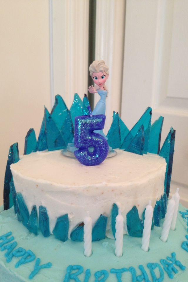 Birthday Cake Frozen Elsa Image Inspiration of Cake and Birthday
