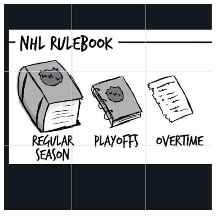 nhl hockey rules for dummies