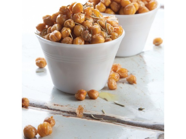 Chickpea Poppers | iVillage.ca | Recipes We Love | Pinterest