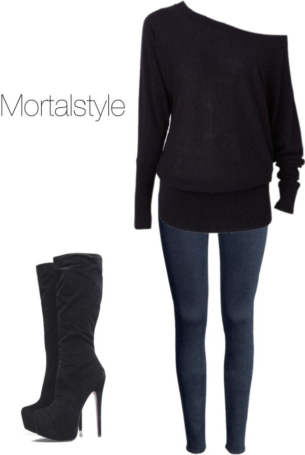 Isabelle lightwood fall inspired outfit by tessgray | Nerd ...