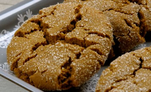 Molasses Cookies | Hodge Podge of Interesting Stuff | Pinterest