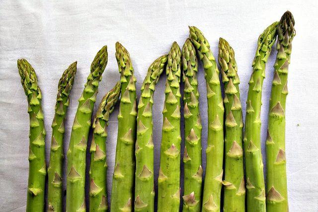 shaved asparagus salad | eat. meat-free. | Pinterest