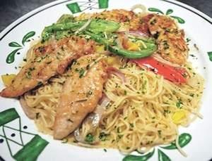 Chicken Scampi From Olive Garden Bon Appetit Pinterest