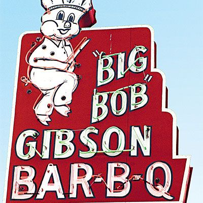 Big Bob Gibson Bar-B-Q, Decatur, AL | If these spareribs are the ...