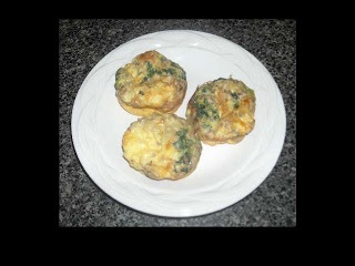 New Beautiful Me: Cheesy Egg Muffins | Lean & Green Recipes | Pintere ...