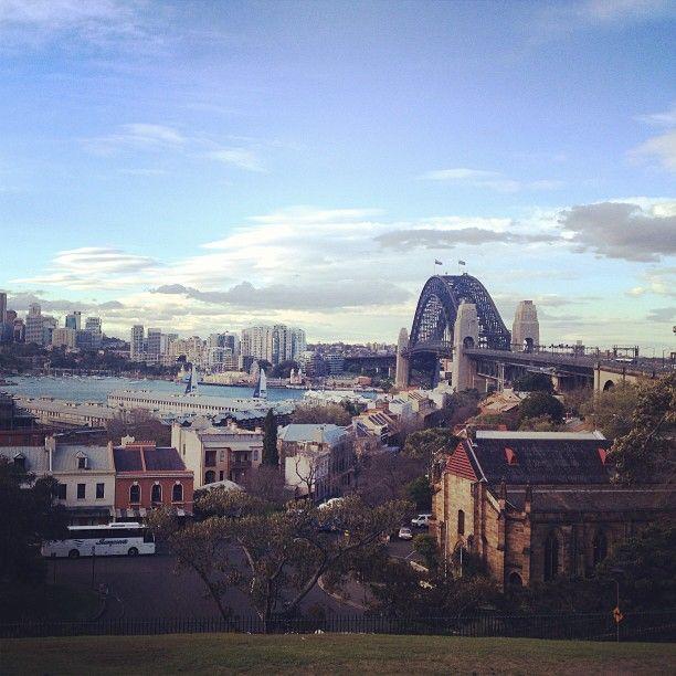 observatory hill sydney australia - photo#2