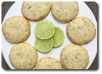 Cornmeal-Lime Cookies | ⦂Deliciousness: Sweets-Cookies ...