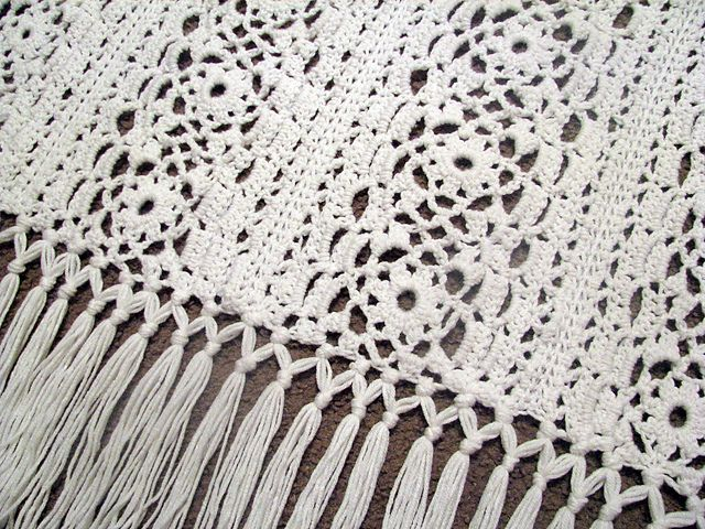 Irish Lace Crochet Afghan Pattern : Pin by Alicia Frieberg on Crochet - Blankets, Afghans ...