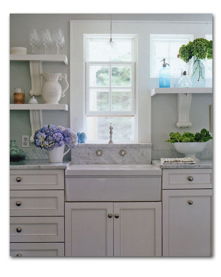 Cottage Kitchen Sinks: Pin By Marina Romano On Chic Industrial