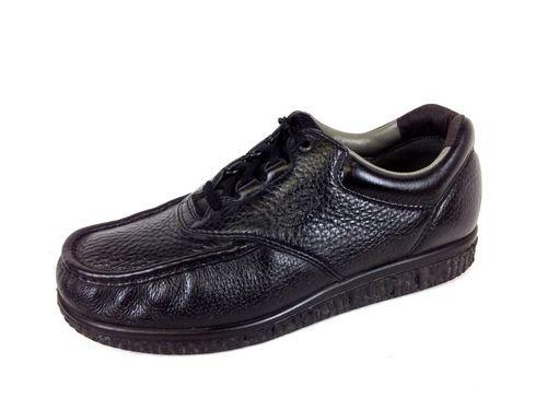 SAS TRIPAD Shoes LEATHER Black COMFORT Lace Up CASUAL Oxfords MENS 10