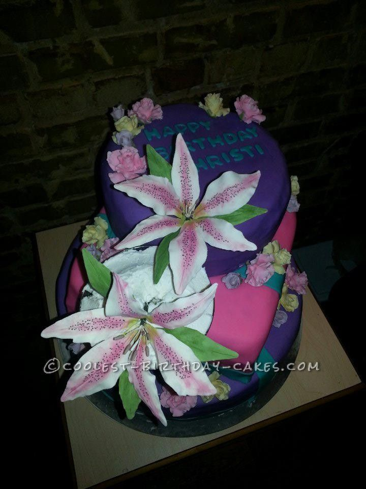 ... for Party Girl... This website is the Pinterest of birthday cake ideas