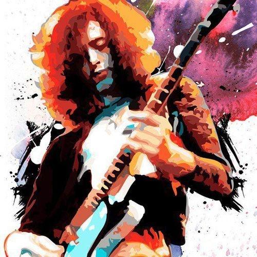 Art - Jimmy Page   Rock N' Roll   Pinterest: pinterest.com/pin/537546905493039956