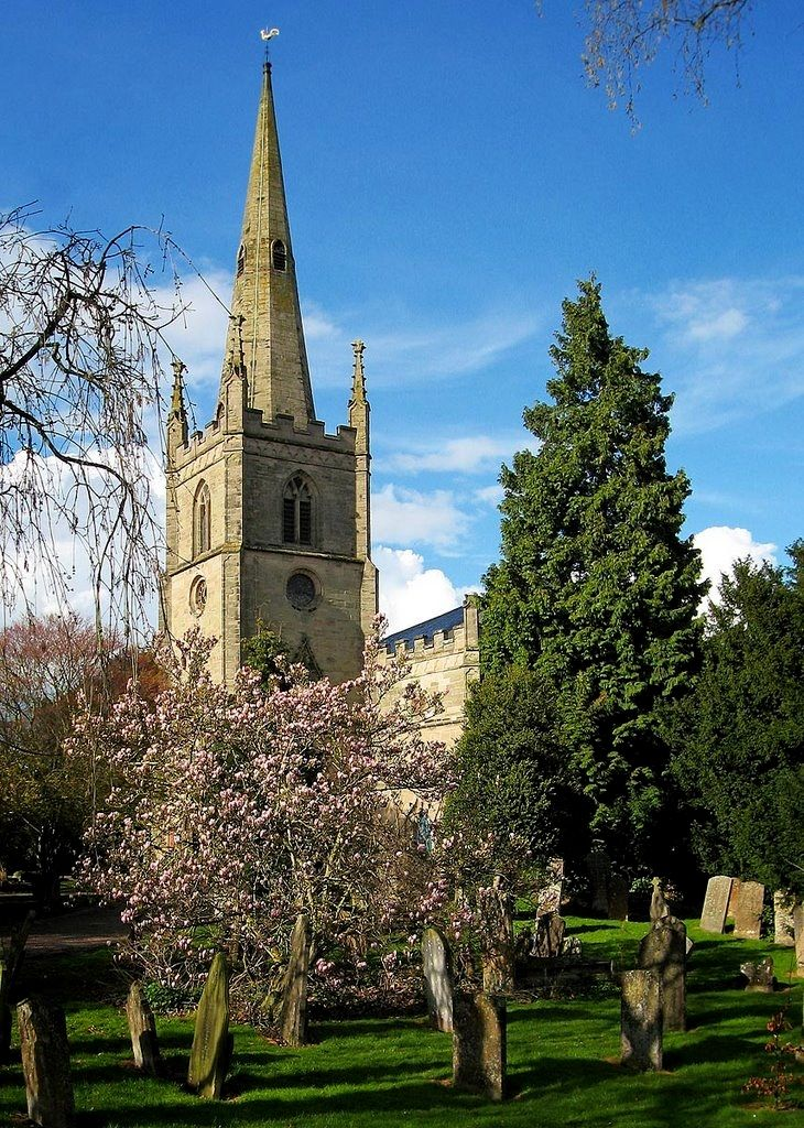 St. Nicholas Images >> St Nicholas Church - Warwick | Old Buildings and Churches in England