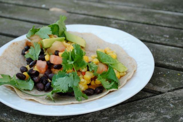 Cilantro Lime Tilapia Tacos | Food | Pinterest
