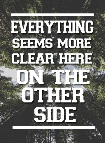 Tonight alive the other side tonight alive pinterest