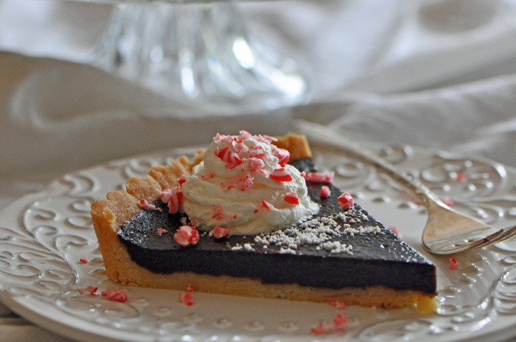Warm Mocha Tart | Eat Dessert First! | Pinterest