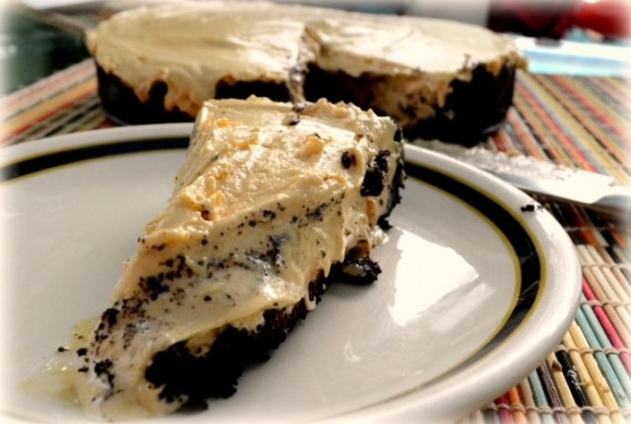 Creamy Peanut Butter Pie. :D | Yummy in my tummy! (: | Pinterest