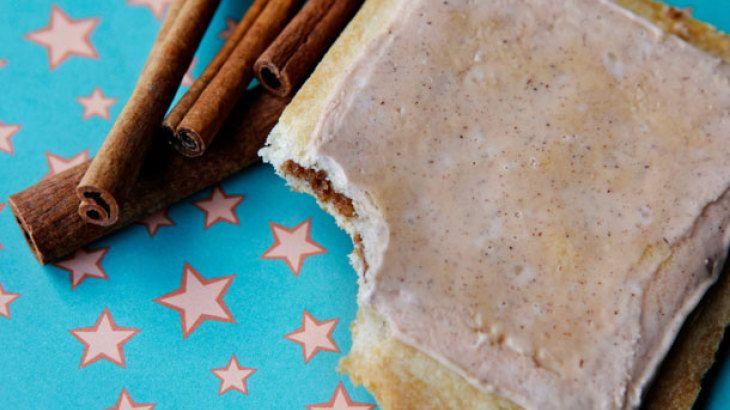 Homemade Brown Sugar Cinnamon Pop-Tarts I GOTTA TRY THIS making it GF ...