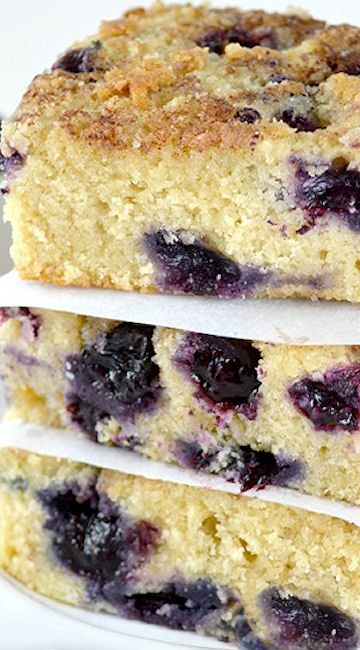 Blueberry Boy Bait | Delicious Deserts | Pinterest