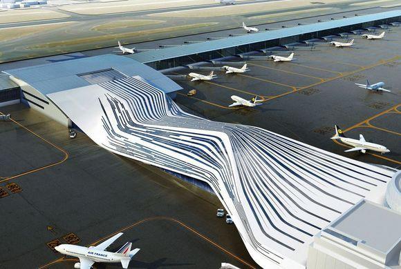 Brussels Airport Connector | UNStudio
