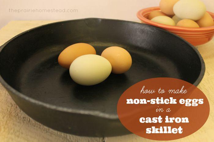 balenciaga wallets How to Make NonStick Eggs in a Cast Iron Skillet