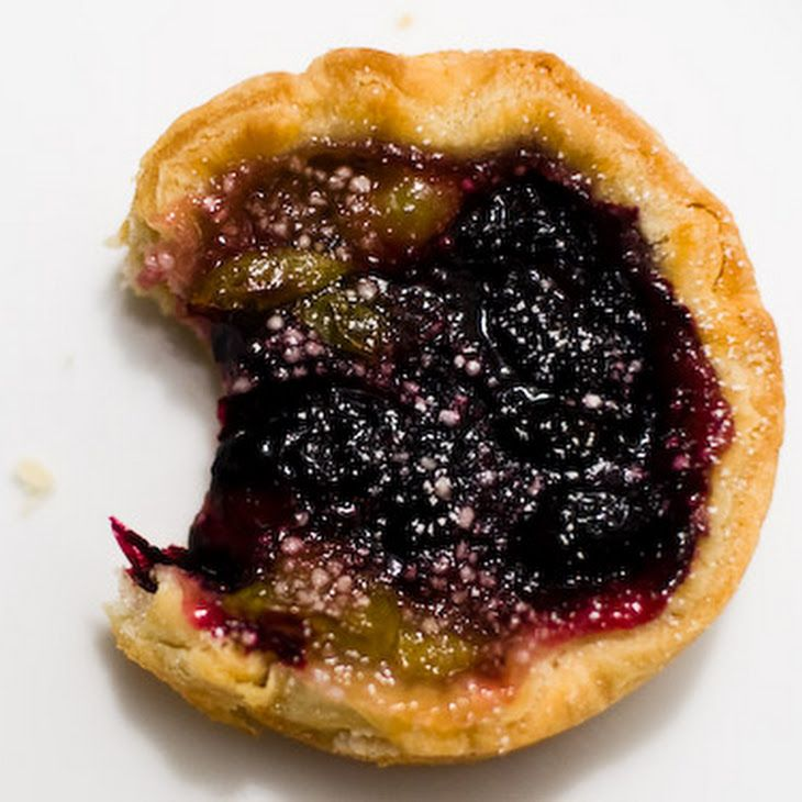 Grape Galettes Recipe | Sweet and Savoury | Pinterest
