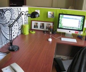 Office Cubicle Decorating Ideas Office Pinterest