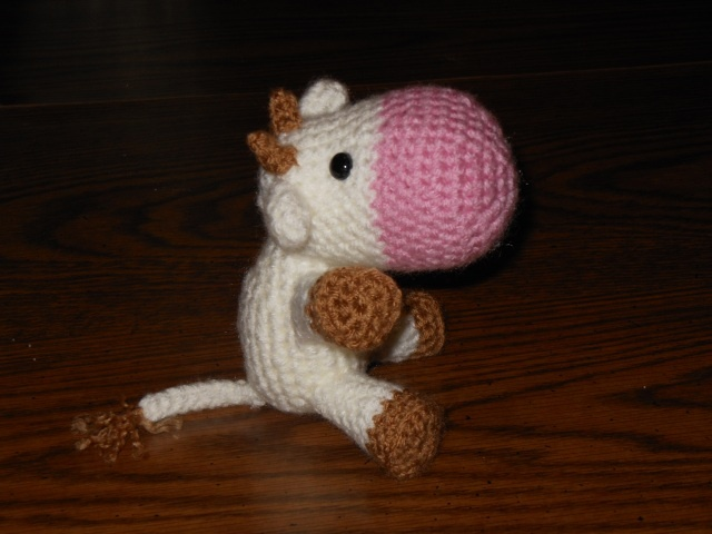 Amigurumi Cowco : Amigurumi Cow Related Keywords & Suggestions - Amigurumi ...