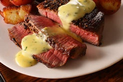 Pepper-Crusted Filet Mignon | Food | Pinterest
