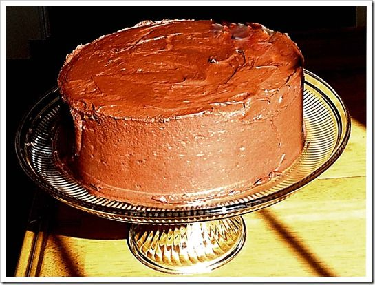 """Hershey's """"Perfectly Chocolate"""" Chocolate Cake and Frosting"""