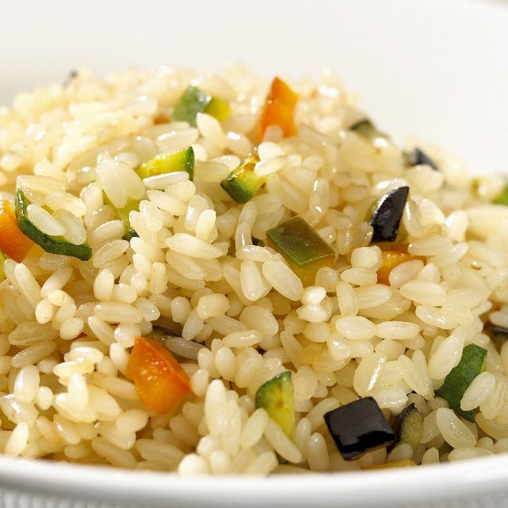 Risotto Primavera Recipe | Food: Sides /recipes | Pinterest